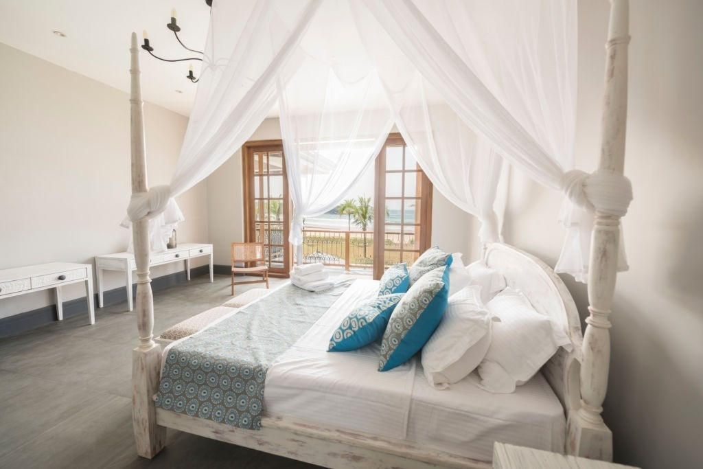 Princess mosquito net bed canopy make it fascinating